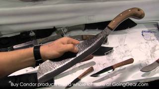 Condor Tool & Knife New Products SHOT Show 2012