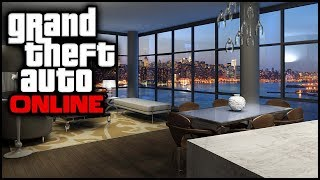GTA 5 DLC - High Life DLC Apartments Possible Locations + Event Weekend on GTA 5 Online (GTA 5 DLC)