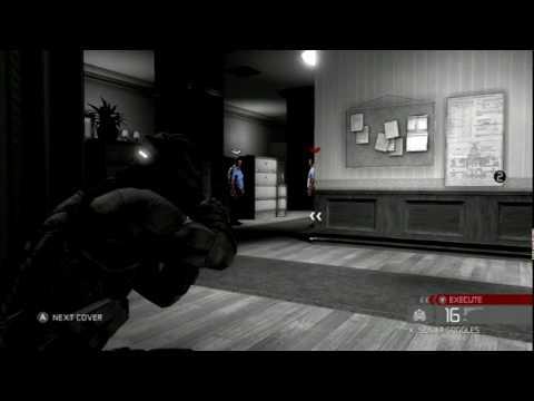 5-минутное геймплейное видео кооператива Conviction