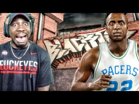 JAY WILLIAMS GOING HAM ON BLACKTOP! NBA 2K17 MyTeam Gameplay Ep. 2