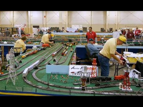 The 2016 Intermountain Train Expo with the Northern Utah NMRA
