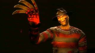 Mortal Kombat 9 Freddy Krueger Fatalities (New DLC