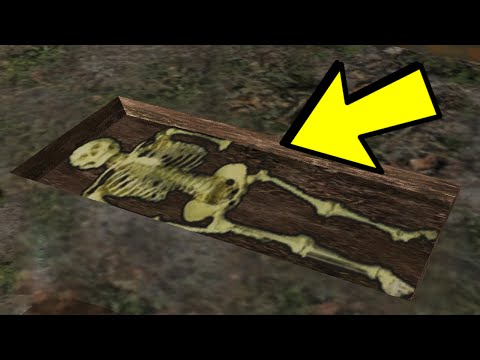 Grand Theft Auto - SECRET Hidden Grave Site Locations & Their Mysterious Backstories! (GTA V)