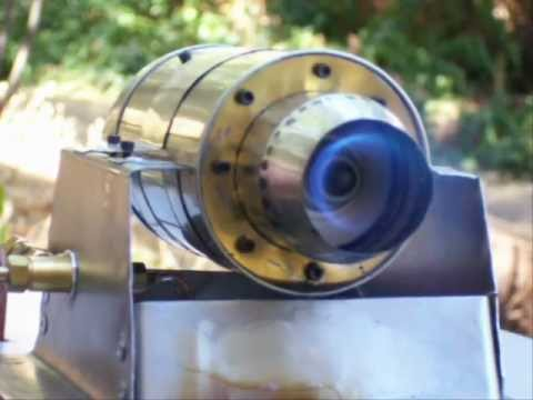 Tin Can Turbine Build