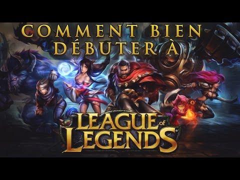 [TUTO] - Comment bien débuter à League of Legends [FR]