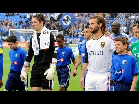 HIGHLIGHTS: Montreal Impact vs Real Salt Lake | May 11, 2013