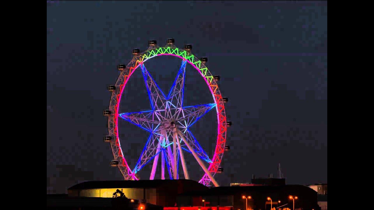 Melbourne Star Observation Wheel Youtube