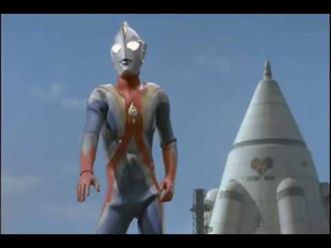 Ultraman cosmos song