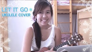 "Let It Go (from ""Frozen"") Ukulele Cover"