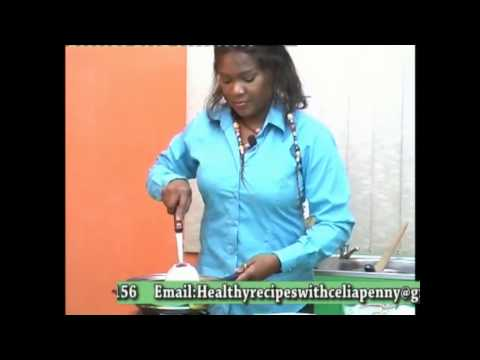 Healthy recipes with Celiapenny ep 8