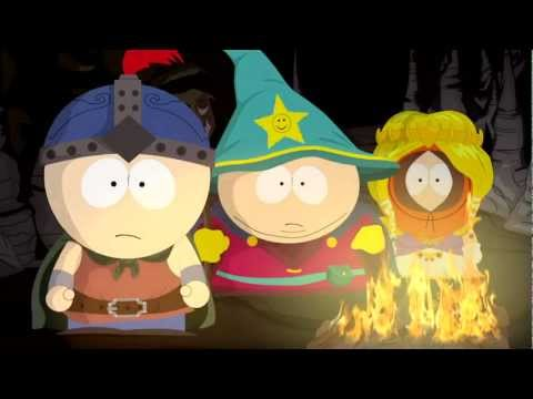 South Park: The Stick of Truth Trailer E3 2012
