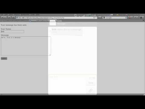 PHP Tutorial: Sending SMS (Text Message) [part 00]