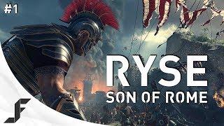 Ryse Son of Rome Walkthrough Part 1 - Revenge