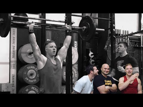 18.5 Noah Ohlsen Full Workout w/ Commentary | The Session | Ep. 9
