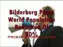 Bilderberg Plans World Population Reduction Of 80,aquatic insect wildlife