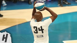 NBA Legends Three-Point Contest - Full Highlights   2019 NBA All-Star Weekend