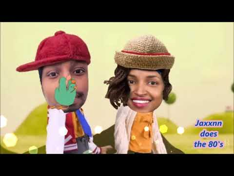"""Ilhan Omar Marriage Parody Music Video, You Make My Dream """"er"""" Come True / Hall & Oates"""