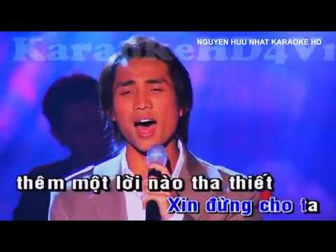 Karaoke Túy Ca Đan Nguyên Beat Chuẩn