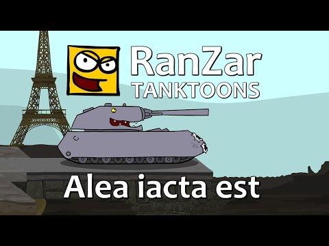Tanktoon - Alea iacta est