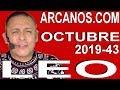 Video Horóscopo Semanal LEO  del 20 al 26 Octubre 2019 (Semana 2019-43) (Lectura del Tarot)