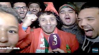 الظلمي...باركة من العداوة بيناتنا بحال الرجاوي بحال الودادي والمنتخب المغربي سيفوز بكأس إفريقيا |