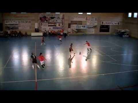 Serie A, Locri - Vittoria 5x1 (19/10/14)