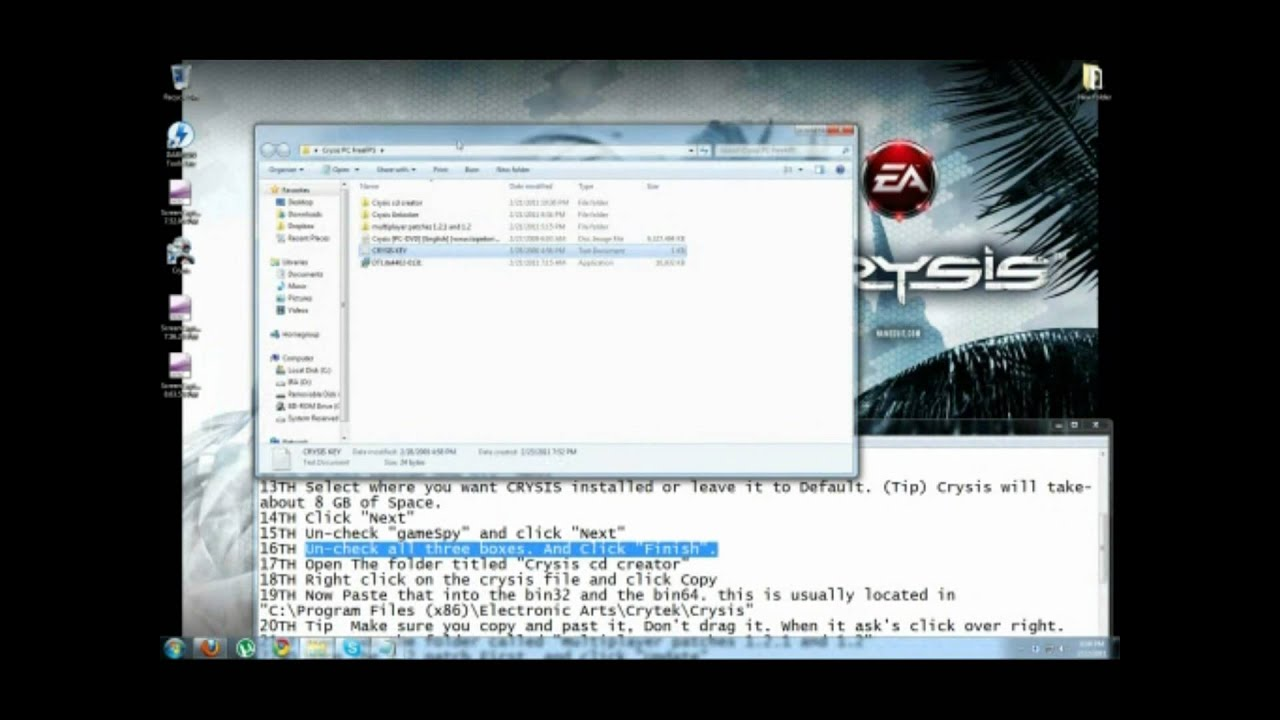 Crysis Warhead Crack X64 crack keygen serial key download.