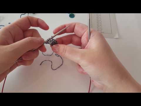 Chusta Swing Knitting
