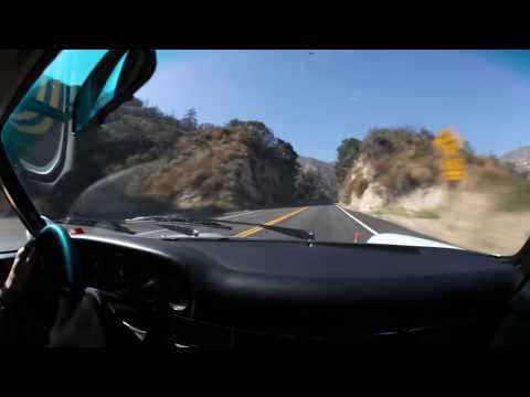Magnus Walker 1971 Porsche 911 Angeles Crest Hwy
