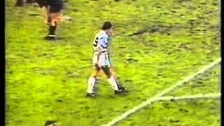 12J :: Sporting - 1 x Tirsense - 0 de 1989/1990