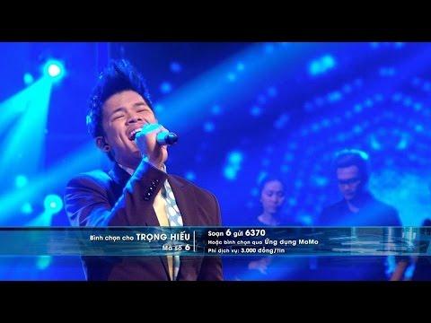 Vietnam Idol 2015 - Gala 2 - Anh Mơ - Trọng Hiếu
