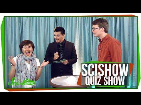 SciShow Quiz Show: Dr. Lindsey Doe