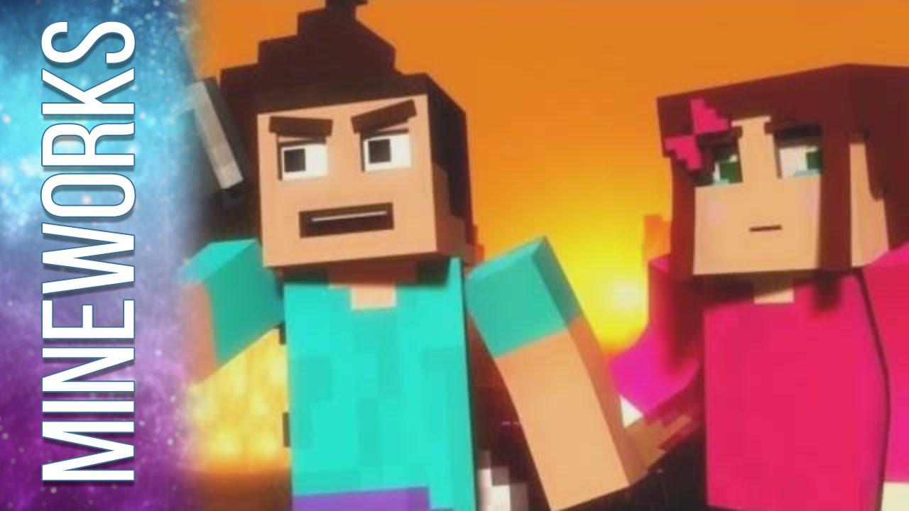 Minecraft song enchanted - bad