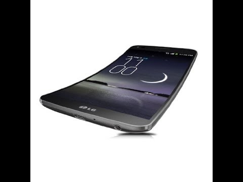 LG G FLEX LG F340 Real Round Curved Display Smartphone 6 inch Review