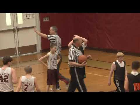 Mooers - Plattsburgh 5&6 Boys 2-17-13
