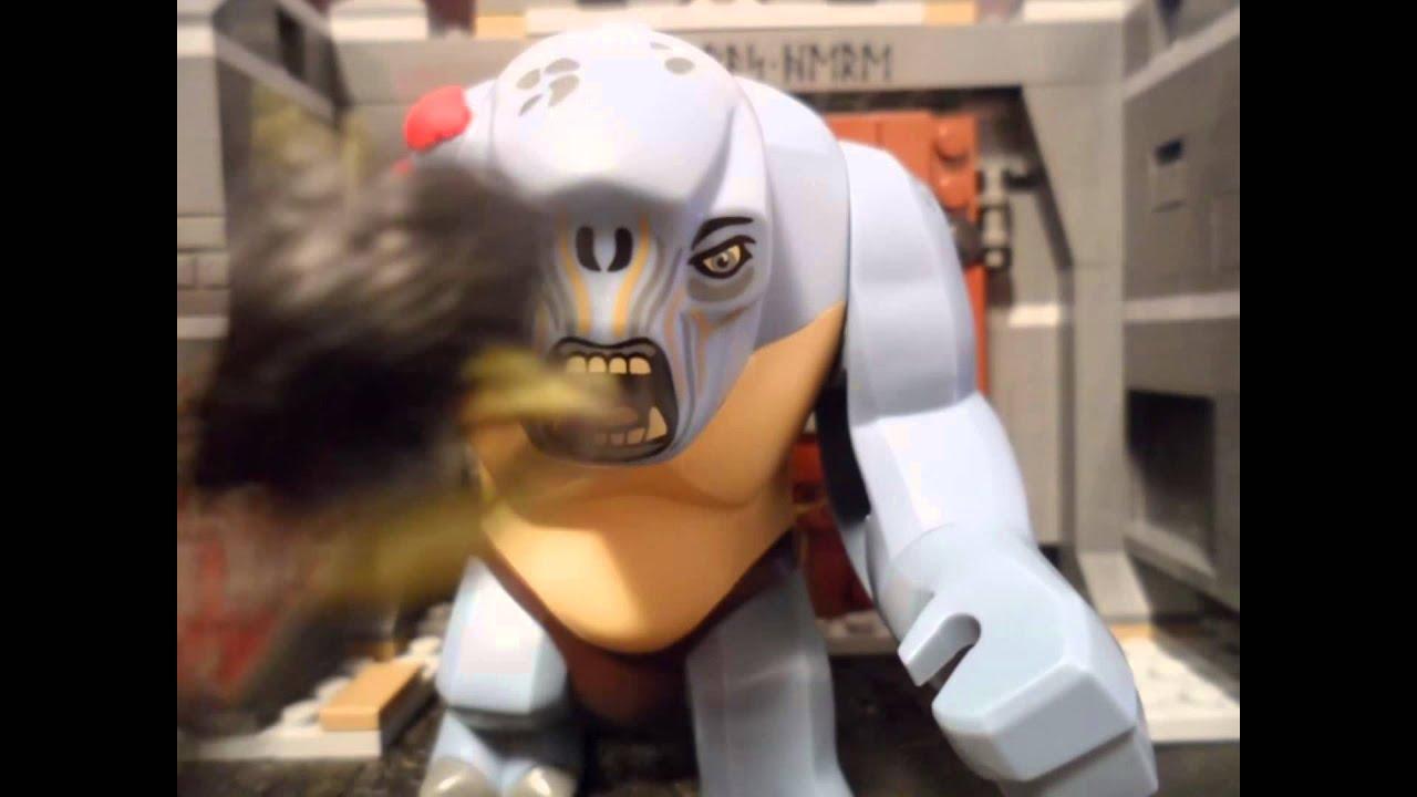 lego hulk vs lego cave troll - photo #15