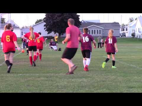 Champlain United - Mooers Avalanche Bantams  9-13-21
