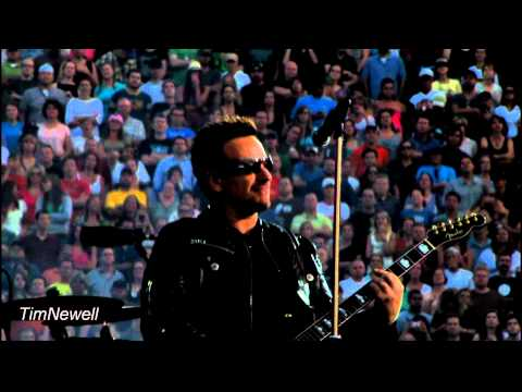 U2 (1080HD) - The Fly - East Lansing -  2011-06-26 - Spartan Stadium - 360 Tour