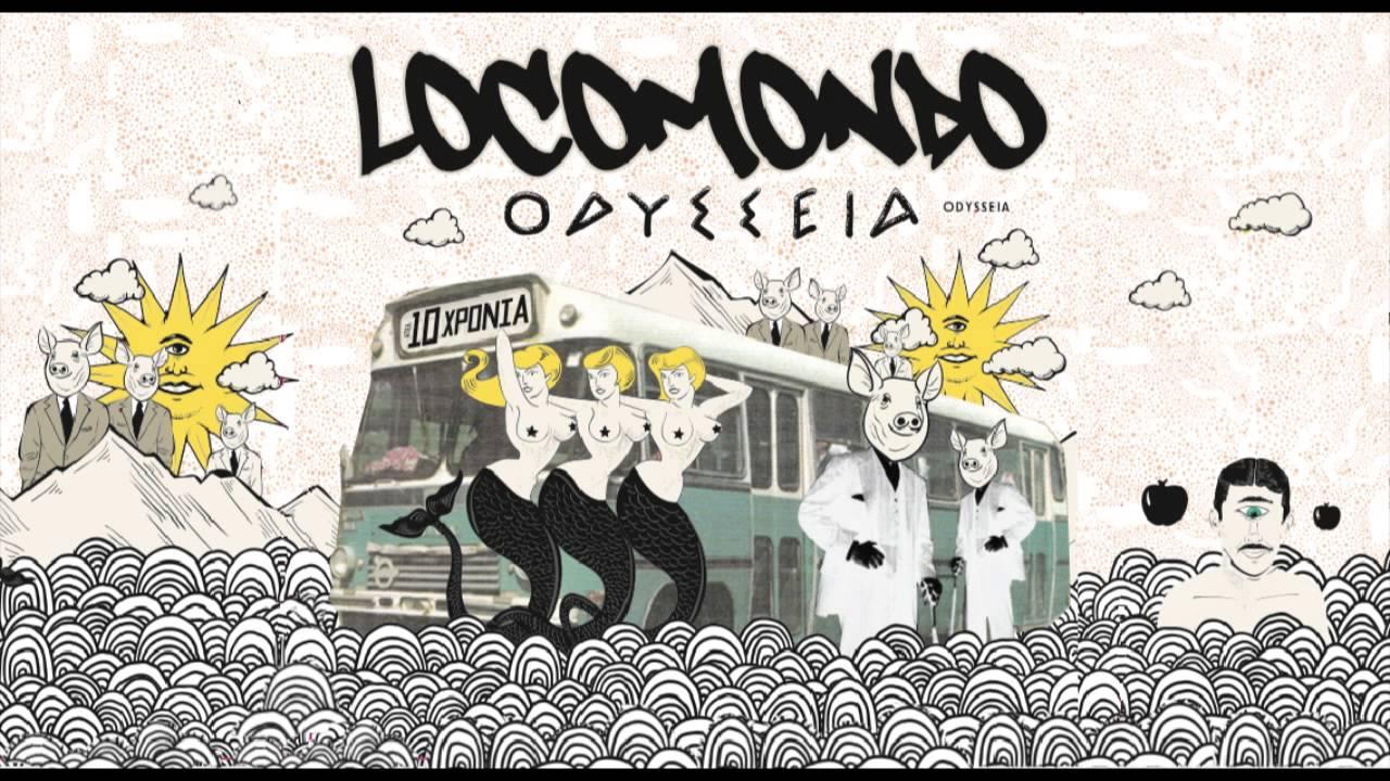 Locomondo - Magazine cover