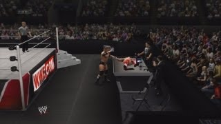 WWE 2K14 DEMO + FULL ROSTER REVEAL!