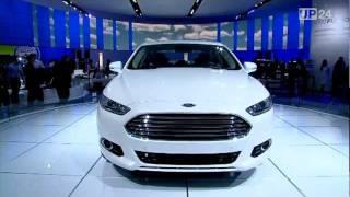 Detroit 2012 Vom Ford Fusion zum Mondeo videos