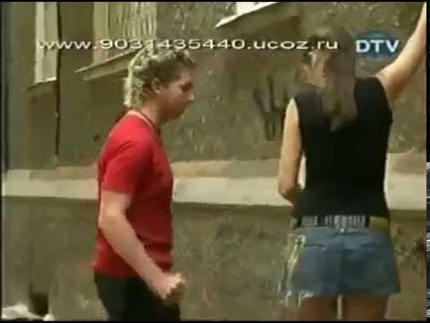 Femdom male slave spanking