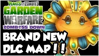 Plants vs. Zombies Garden Warfare - NEW ZOMBOSS DOWN DLC!! NEW MAP AND STICKERS!! (Xbox One HD)
