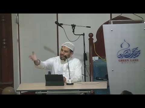Lessons From the Family Of Musa (AS) - Ustadh Abu Abdillah Yunus Mehmud