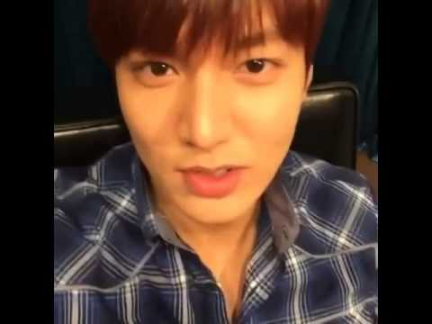 Cute lee min ho (@_@)