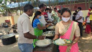 అన్నం పరబ్రహ్మ స్వరూపం Rice is the form of Parabrahma