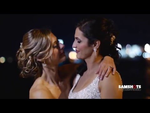 Beautiful Same-Sex Wedding Video at Tapas Adela Restaurant in Baltimore, MD | Samshots