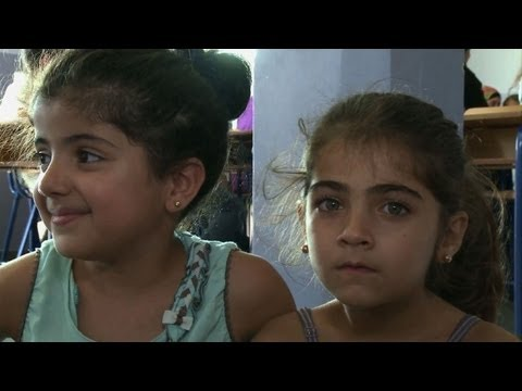 In Lebanon, Syrian refugee children work to survive