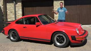 Here's Why Everyone Overpays for an Air-Cooled Porsche 911 (Including Me)