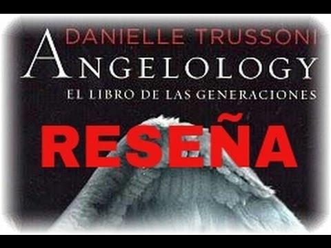 ANGELOLOGY EL LIBRO DE LAS GENERACIONES - DANIELLE